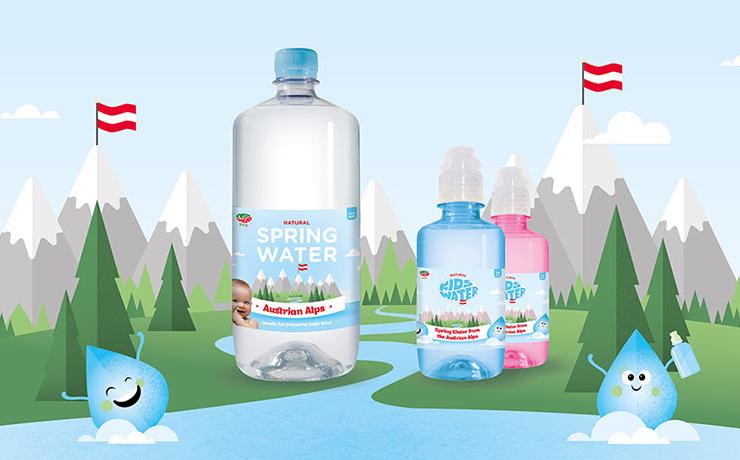 Twist & Drink Kids- und Babywasser